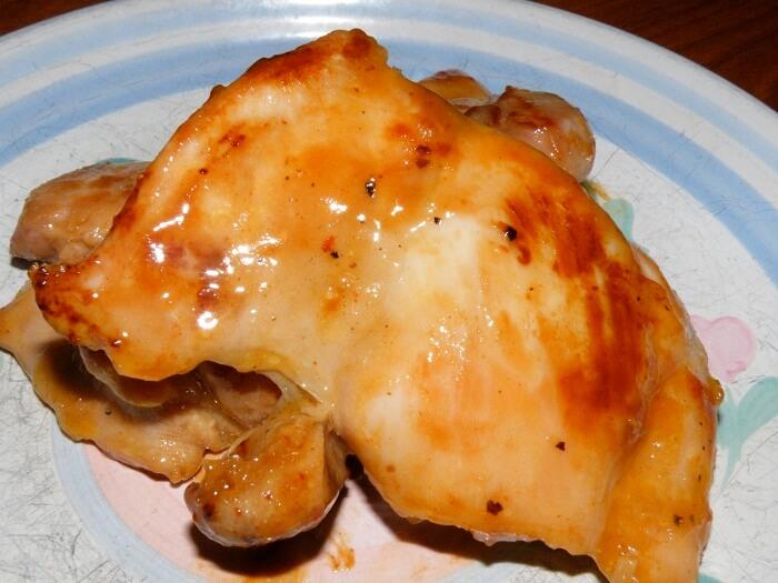 Baked Chicken Teriyaki