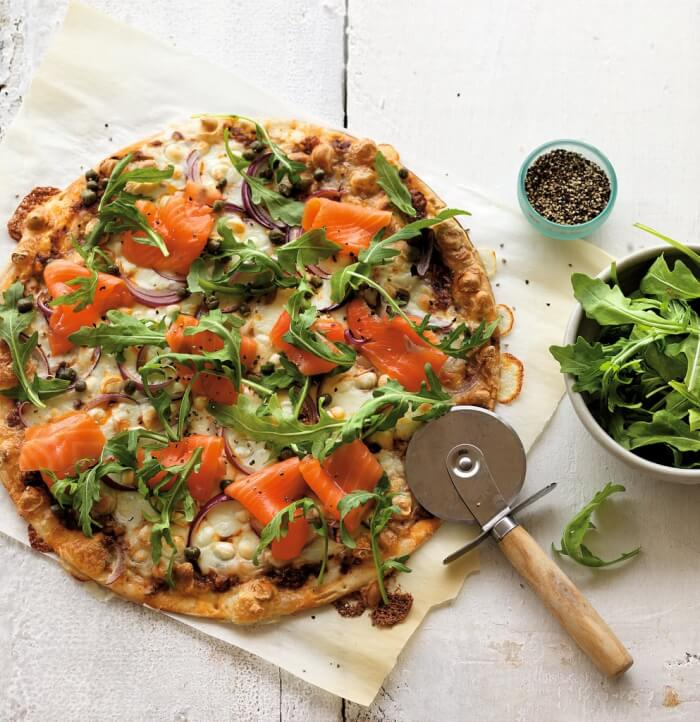 Jazz up frozen pizza with these 10 tasty toppings for Can you freeze smoked fish