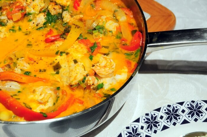 6 awesome slow cooker seafood recipes awesome cooker for Slow cooker fish stew