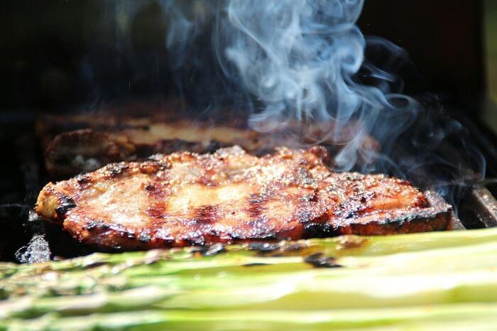Mediterranean Steak