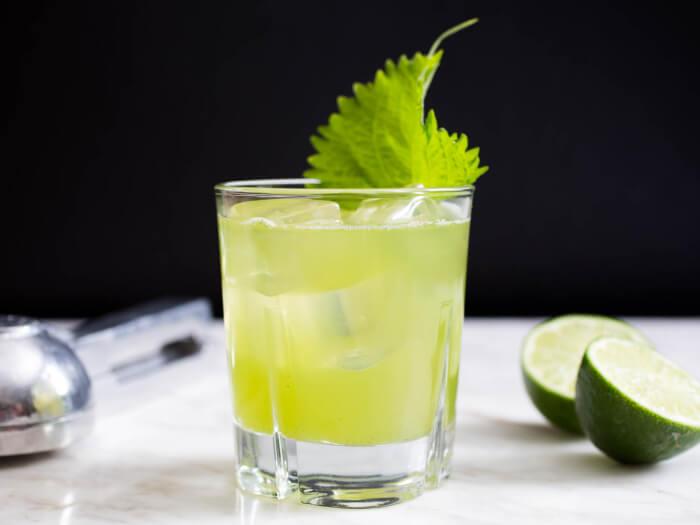 Lucky Green Drink
