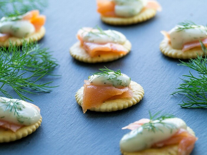 Salmon Cracker