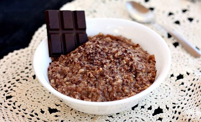 Chocolate Oatmeal Delight