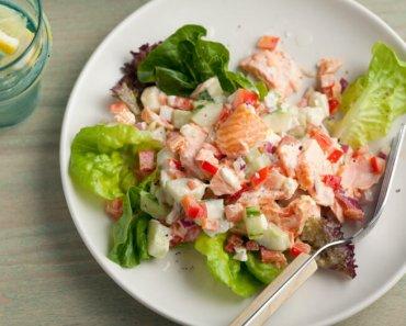 Salmon Salad; Paula Deen