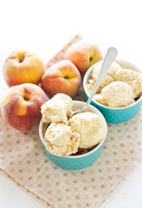 Peach Froyo