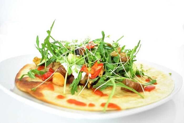 Spicy Blackened Corn Salad