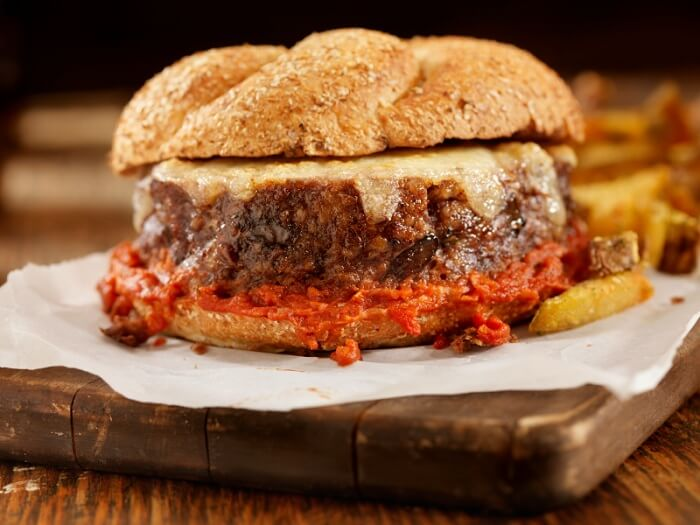 Meatloaf Sandwitch