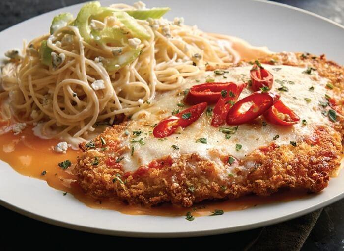 Parmesan Grilled Chicken