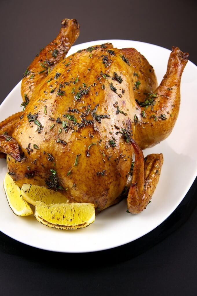 Max's Roasted Chicken